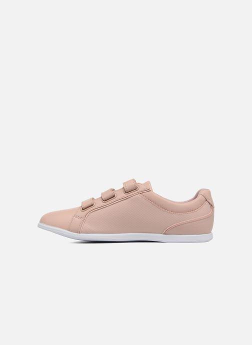 Sneaker Lacoste REY STRAP 118 1 rosa ansicht von vorne