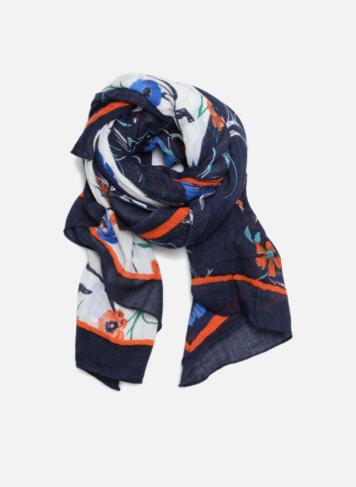 31fe271ef195 Halstørklæde og tørklæde Pepe jeans Luz scarf 100x150 Multi detaljeret  billede af skoene