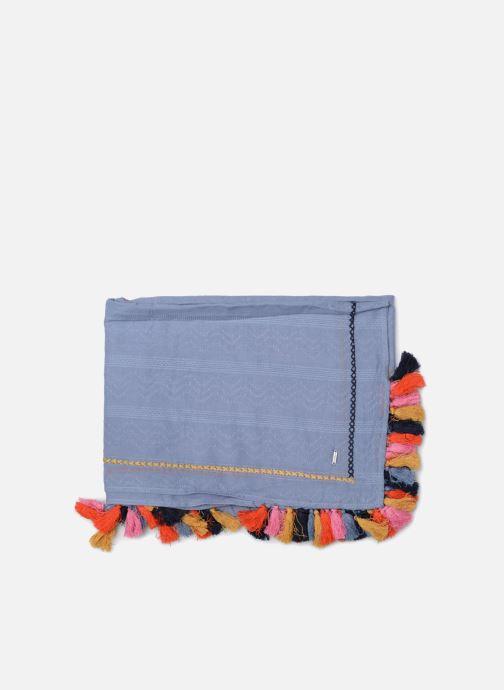 Echarpes et Foulards Pepe jeans Denise scarf 100x100 Multicolore vue portées chaussures