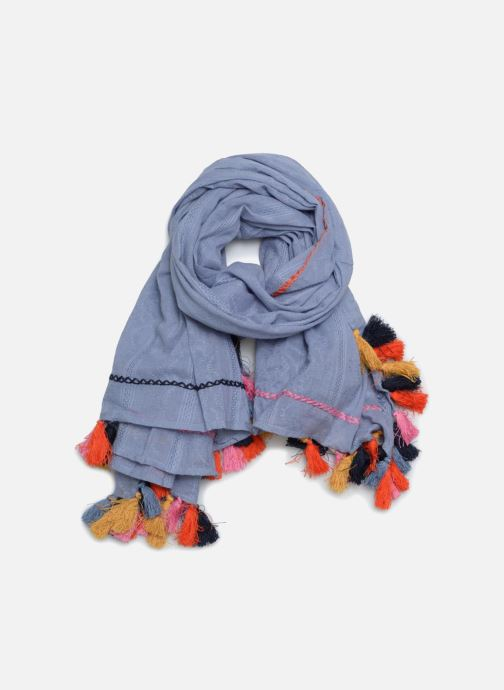 Echarpes et Foulards Pepe jeans Denise scarf 100x100 Multicolore vue détail/paire