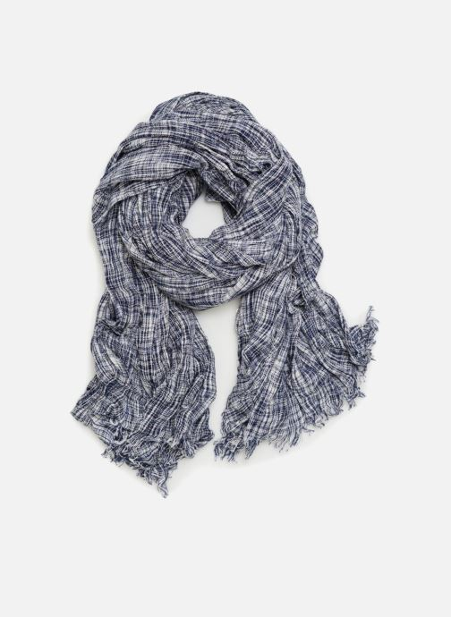 Sjaal Pepe jeans Acton Scarf 100x150 Blauw detail