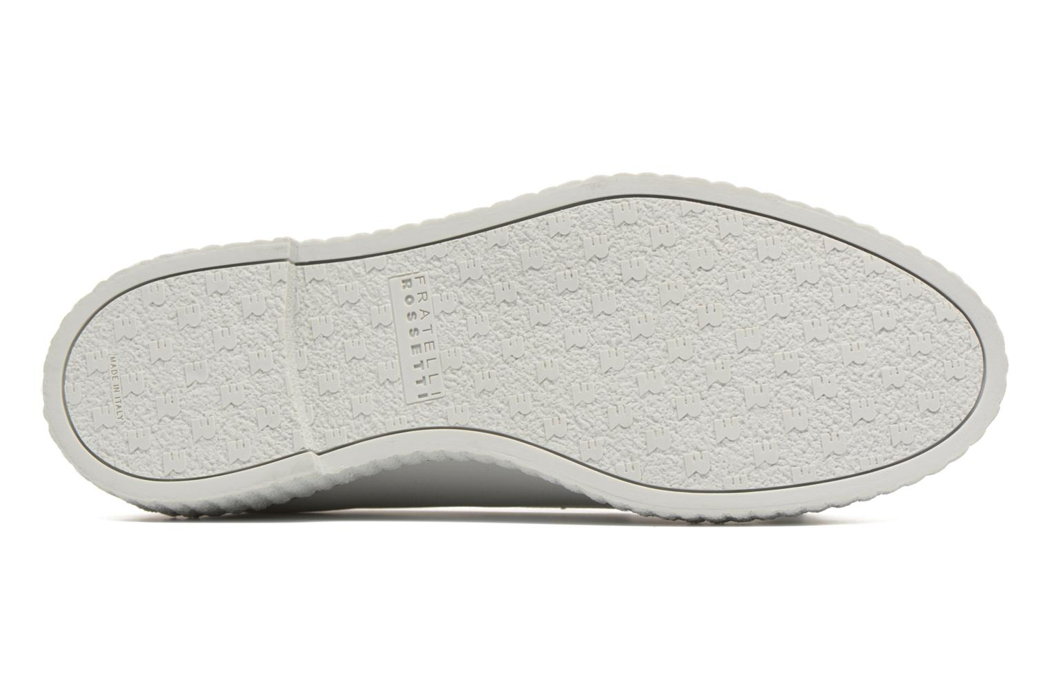 Loafers Fratelli Rossetti Lazu White view from above