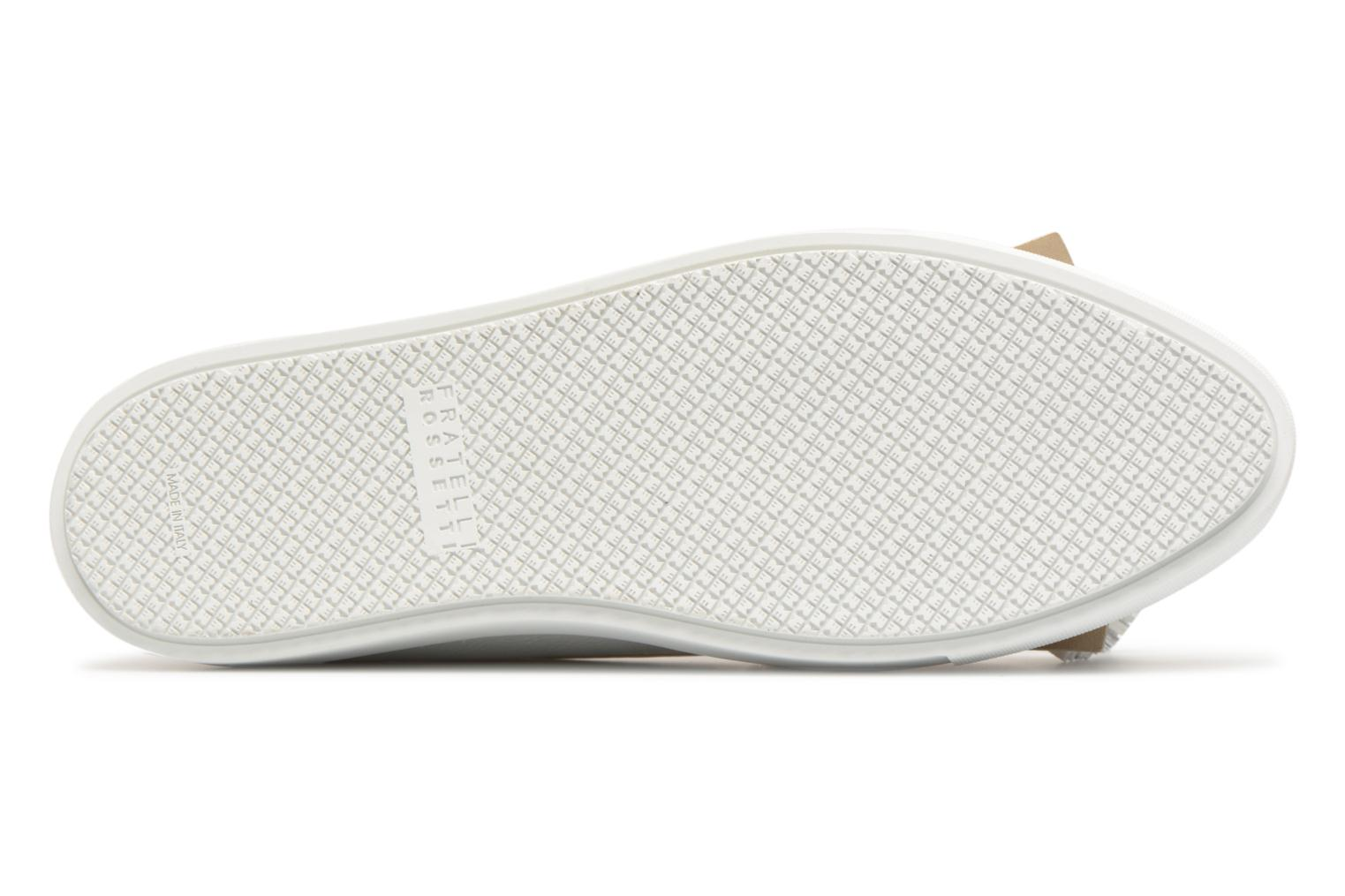 Loafers Fratelli Rossetti Moja White view from above