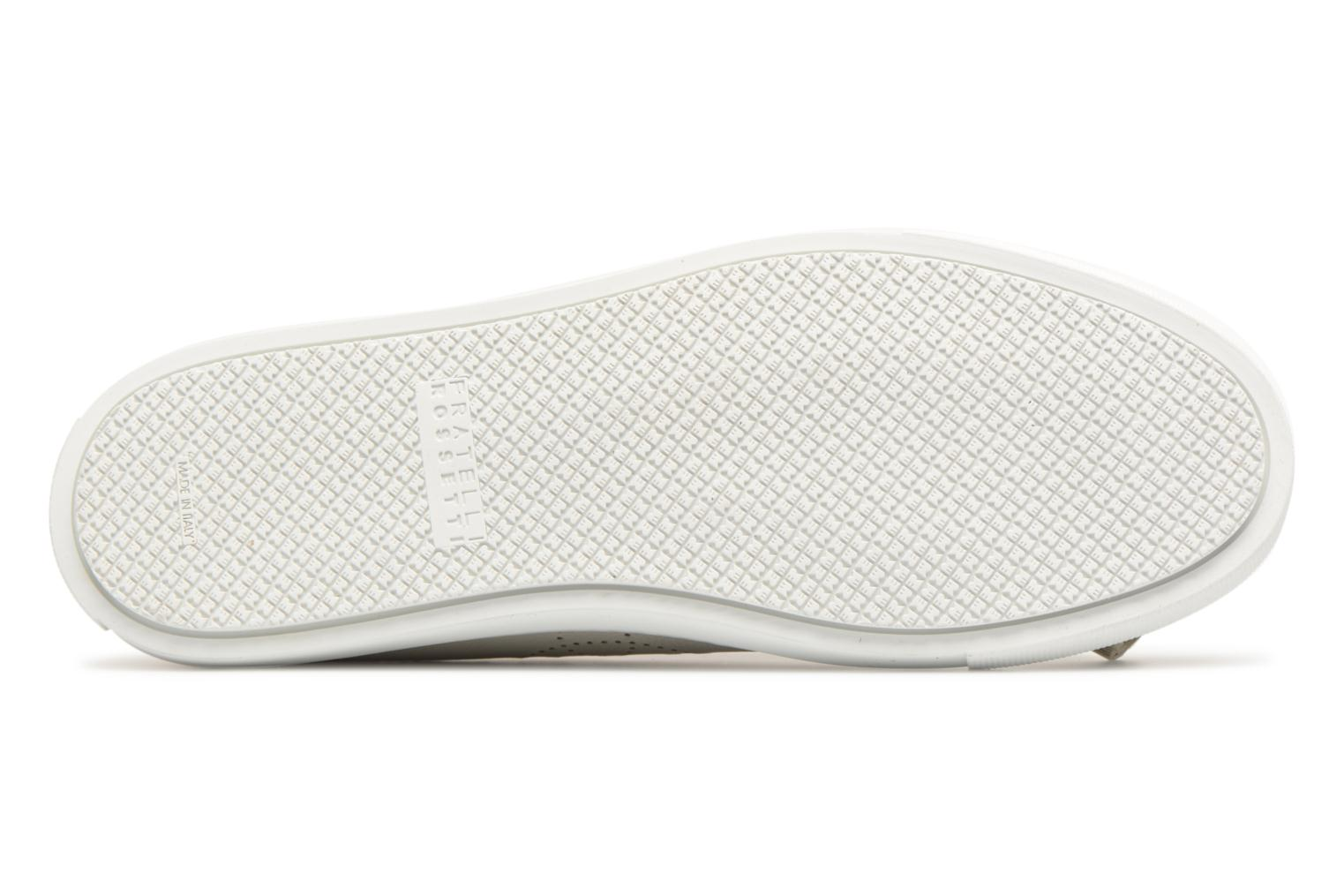 Loafers Fratelli Rossetti Puza Grey view from above
