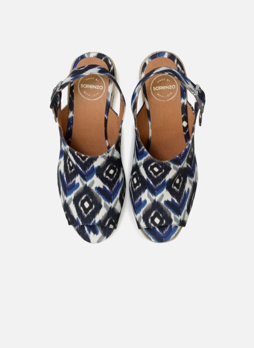 Scarpe di corda Made by SARENZA Bombays Babes Espadrilles #1 Azzurro modello indossato