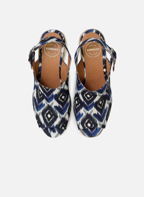 Alpargatas Made by SARENZA Bombays Babes Espadrilles #1 Azul vista del modelo