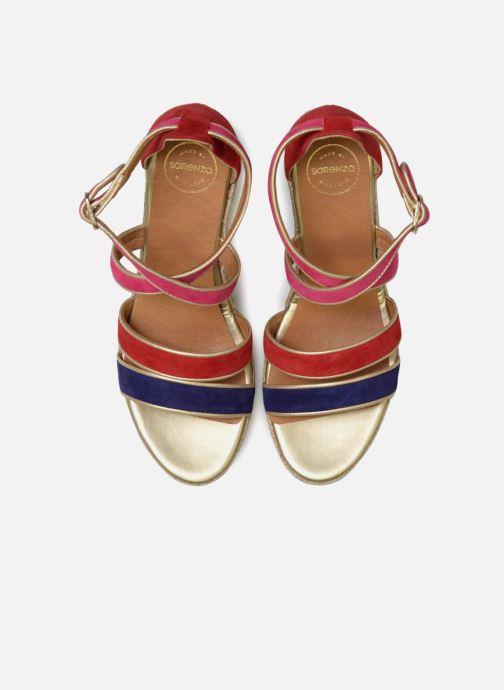 Espadrilles Made by SARENZA Bombays Babes Espadrilles #3 Multicolore vue portées chaussures