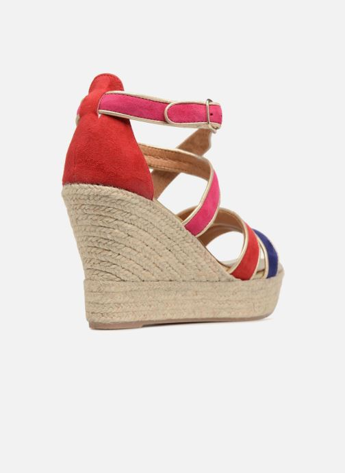 Espadrilles Made by SARENZA Bombays Babes Espadrilles #3 Multicolore vue face