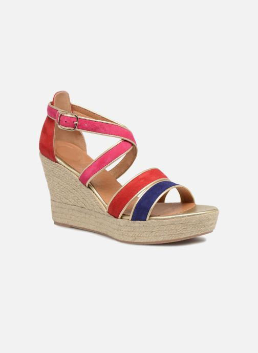 Made By Sarenza Bombays Babes Espadrilles #3 (multicolore) - Multicolore (cuir Velours Multico) bbsIocP1