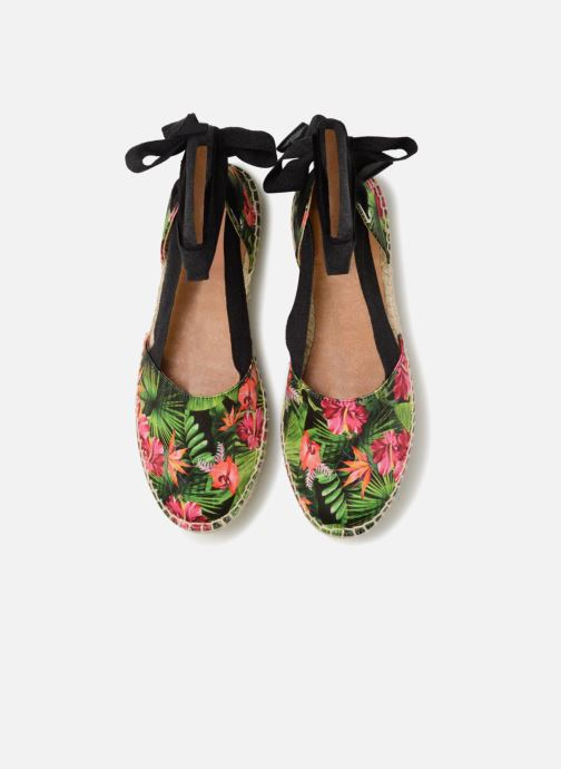 Espadrilles Made by SARENZA Carioca Crew Espadrilles #1 Vert vue portées chaussures