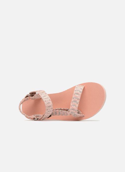 3dd2336f182f Sandali e scarpe aperte Teva Midform Universal W Rosa immagine sinistra