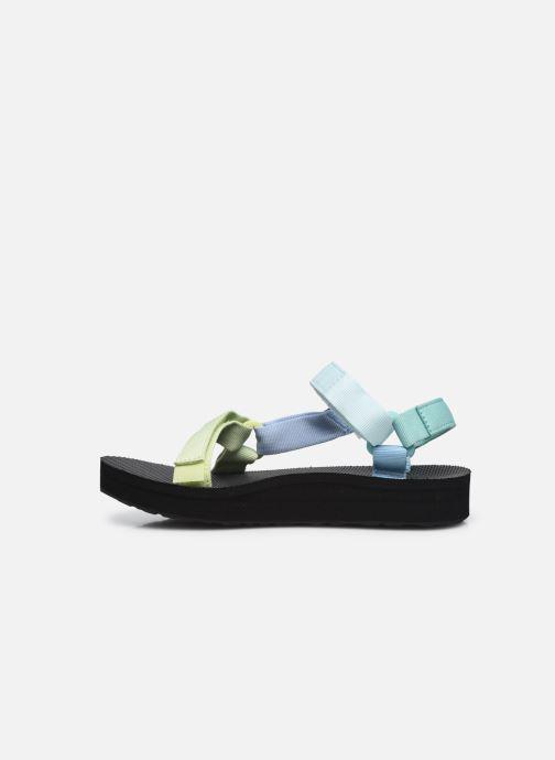 Sandali e scarpe aperte Teva Midform Universal W Multicolore immagine frontale
