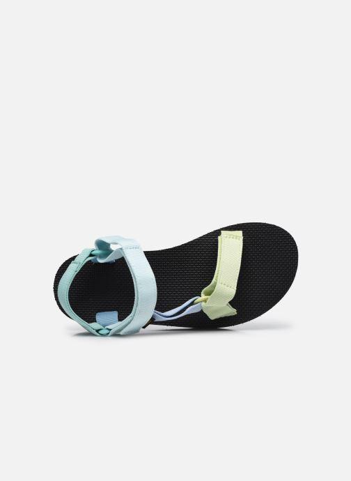Sandali e scarpe aperte Teva Midform Universal W Multicolore immagine sinistra