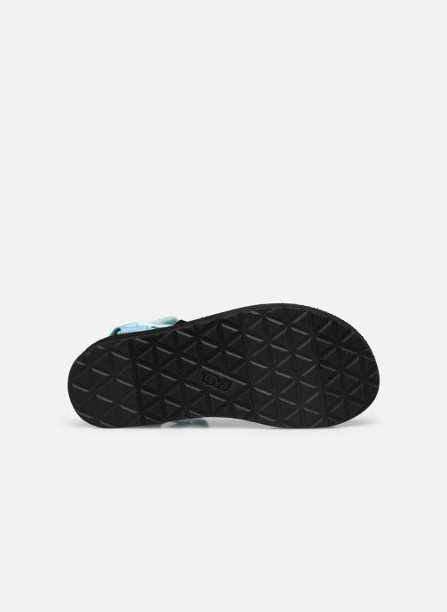 Sandali e scarpe aperte Teva Midform Universal W Multicolore immagine dall'alto