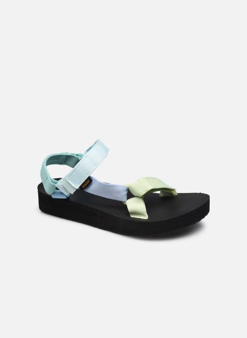 Sandalen Teva Midform Universal W mehrfarbig detaillierte ansicht/modell