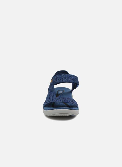 Sportschuhe Teva Terra-Float 2 Knit Universal blau schuhe getragen