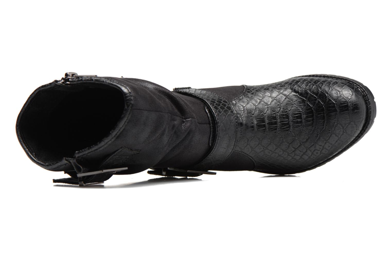 Bottines et boots Les P'tites Bombes ELINA 4 Noir vue gauche