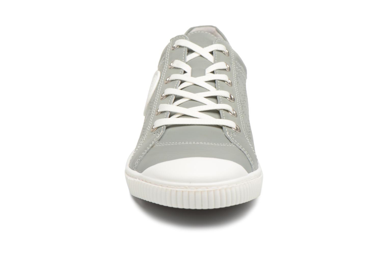 Baskets Pataugas Bohem/C Gris vue portées chaussures