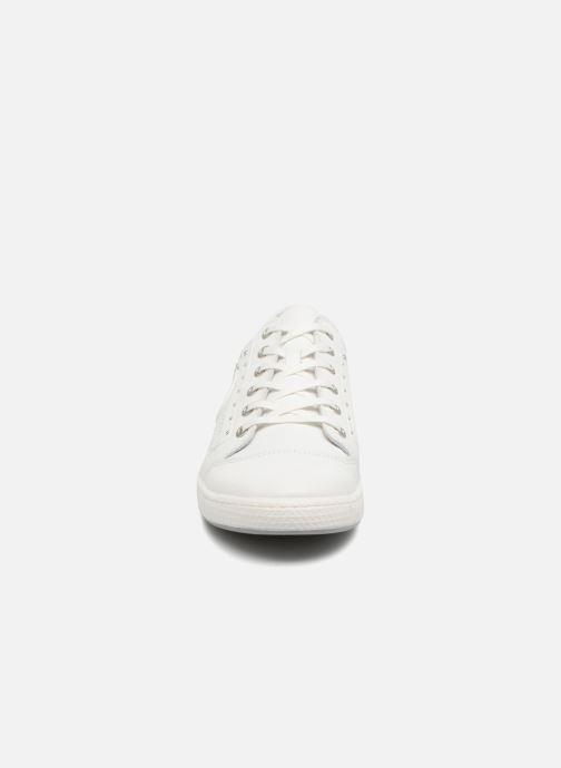 Baskets Pataugas Jace/C Blanc vue portées chaussures