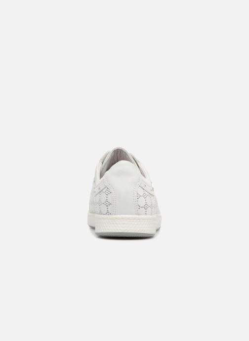 Baskets Pataugas Jace/C Blanc vue droite