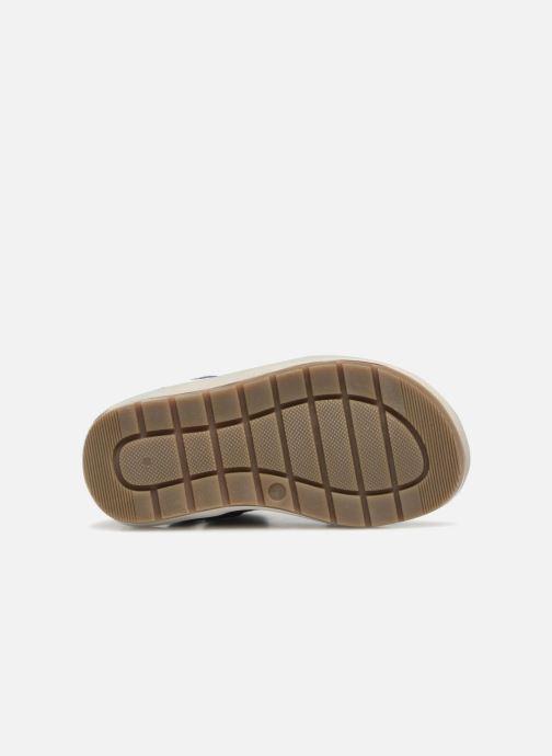 Sandalen Kickers Soan Blauw boven