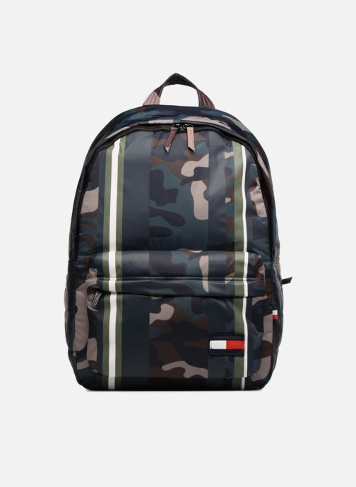 a25f2ad07b Sacs à dos Tommy Hilfiger Light Nylon Backpack Camo Multicolore vue  détail/paire