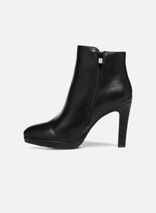 Bottines et boots Buffalo BUGOM 2 Noir vue face
