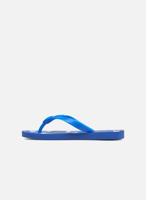 Zehensandalen Ipanema Classic VI blau ansicht von vorne