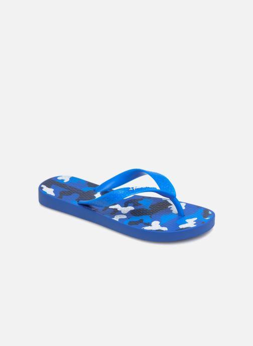 Tongs Ipanema Classic VI Bleu vue détail/paire