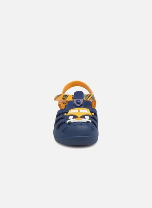 Sandalen Ipanema Summer IV Baby blau schuhe getragen