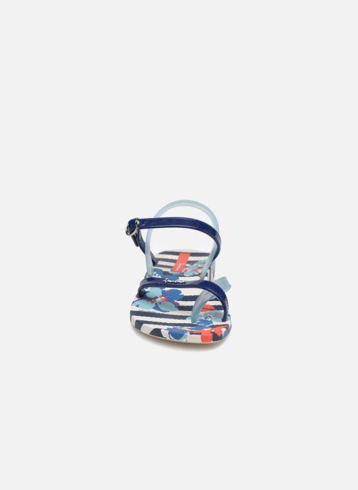 Sandalen Ipanema Fashion Sandal V blau schuhe getragen