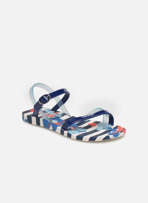 Sandals Ipanema Fashion Sandal V Blue detailed view/ Pair view