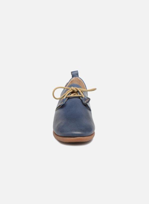 Chaussures à lacets Pikolinos Calabria W9K-4623 Bleu vue portées chaussures
