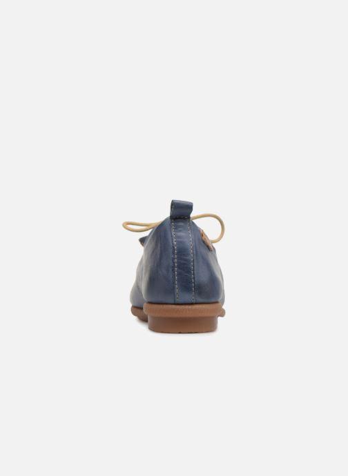 Chaussures à lacets Pikolinos Calabria W9K-4623 Bleu vue droite