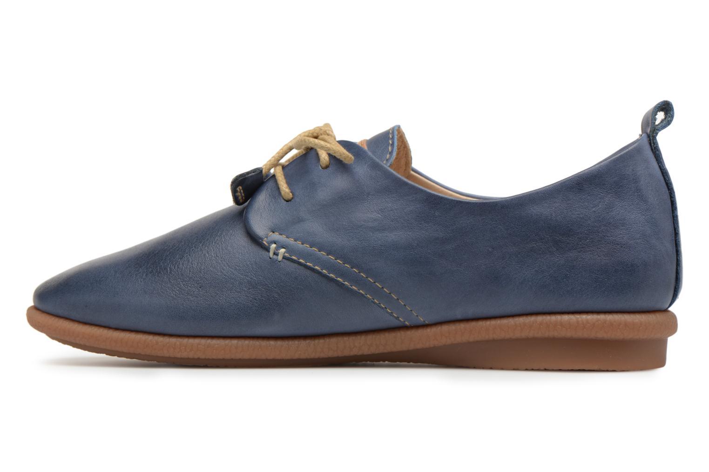 Chaussures à lacets Pikolinos CALABRIA W9K / 4623 nautic Bleu vue face