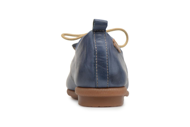Chaussures à lacets Pikolinos CALABRIA W9K / 4623 nautic Bleu vue droite