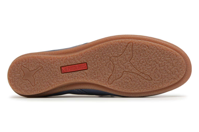 Chaussures à lacets Pikolinos CALABRIA W9K / 4623 nautic Bleu vue haut