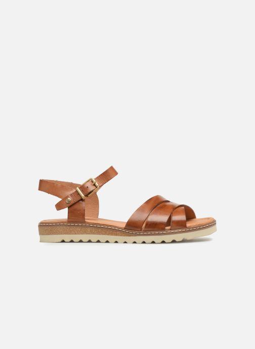 Sandales et nu-pieds Pikolinos Alcudia W1L- 0955 Marron vue derrière