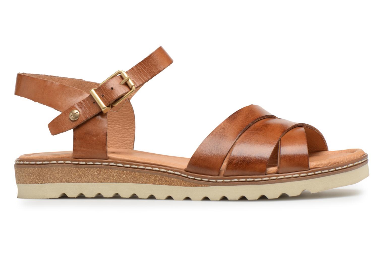 Sandales et nu-pieds Pikolinos ALCUDIA W1L / 0955 brandy Marron vue derrière