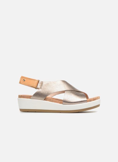 Sandales et nu-pieds Pikolinos MykonosW1G-0757CL Argent vue derrière