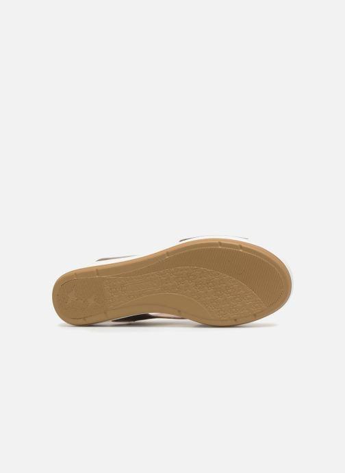 Sandales et nu-pieds Pikolinos MykonosW1G-0757CL Argent vue haut