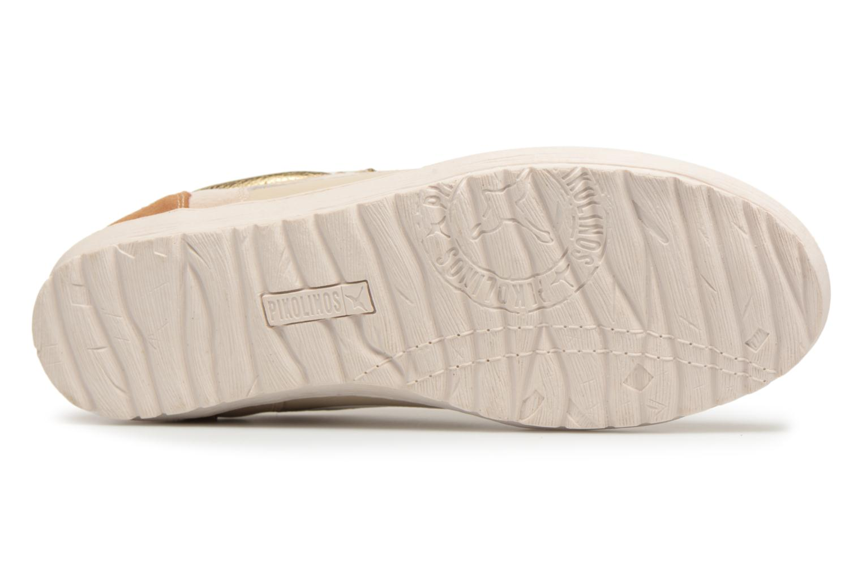 Baskets Pikolinos LAGOS 901 / 6568C6 marfil Blanc vue haut
