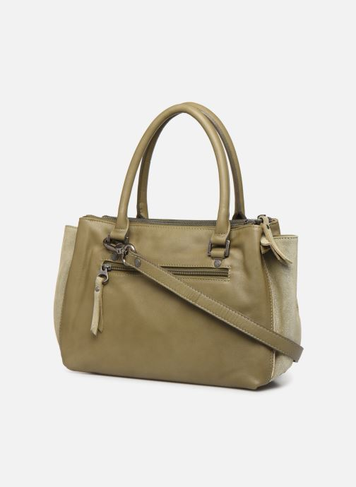 Handbags Sabrina Eleanor Green view from the right