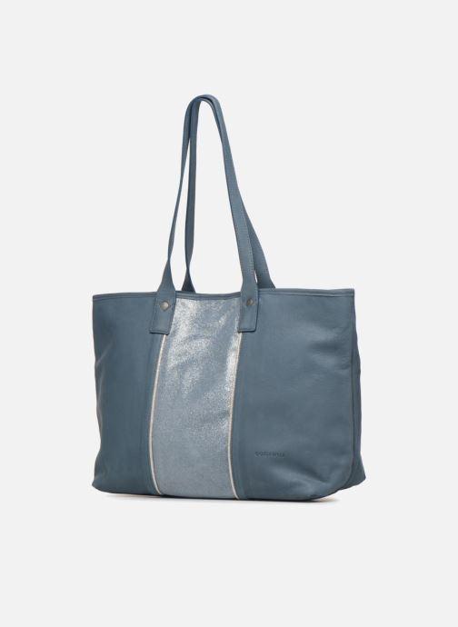 Handtaschen Sabrina July blau schuhe getragen