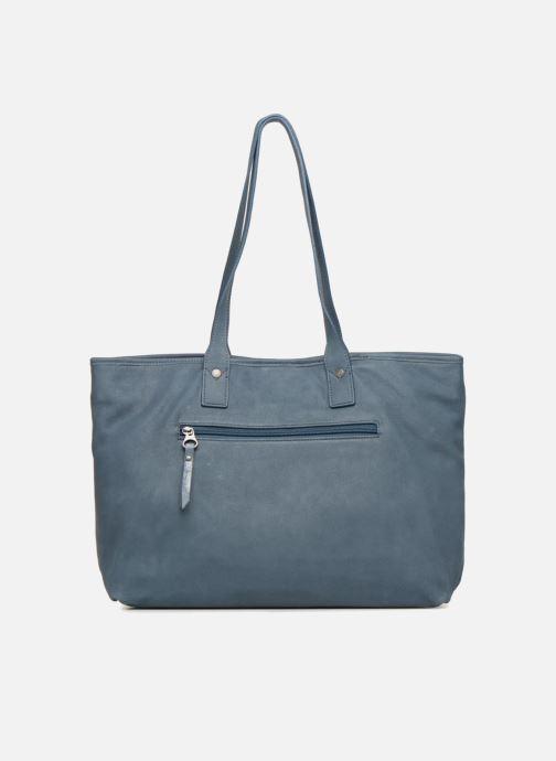 Handtaschen Sabrina July blau ansicht von vorne