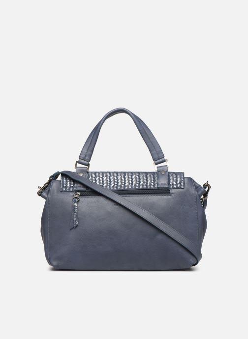 Håndtasker Sabrina Philomène Blå se forfra