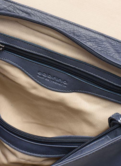 Håndtasker Sabrina Philomène Blå se bagfra