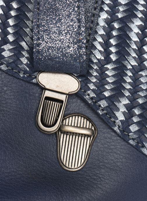 Håndtasker Sabrina Philomène Blå se fra venstre
