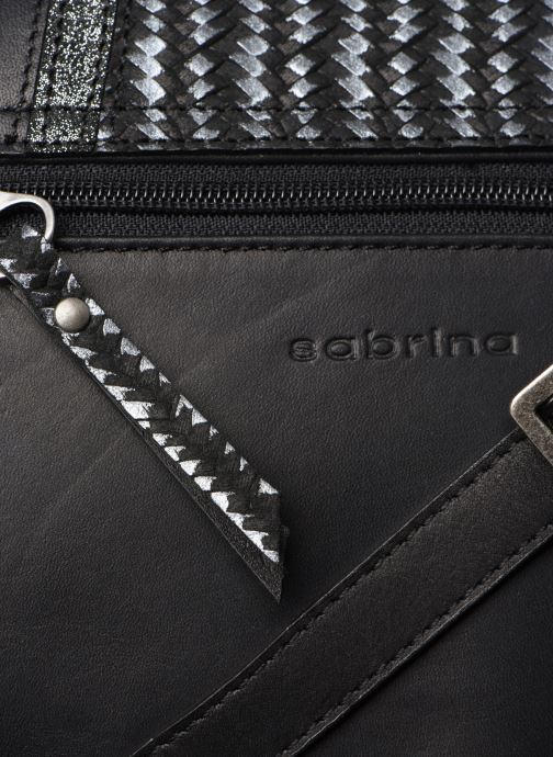 Handbags Sabrina Fleur Black view from the left