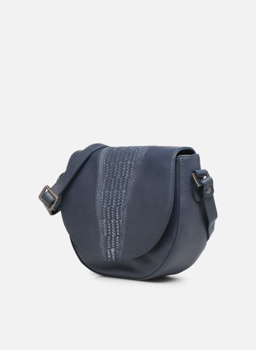 Handbags Sabrina Fleur Blue model view